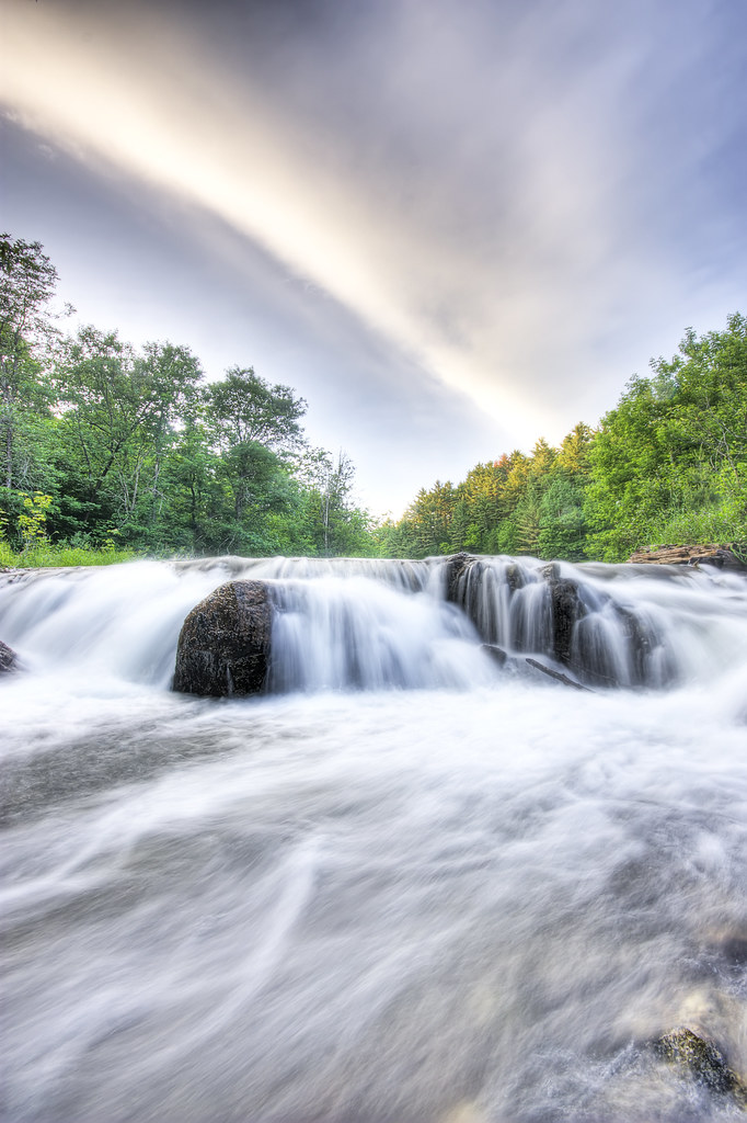 New Found Falls
