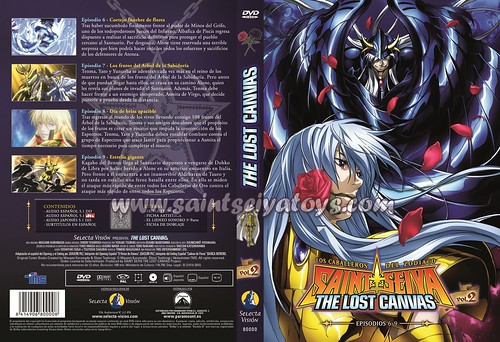Lost Canvas 2
