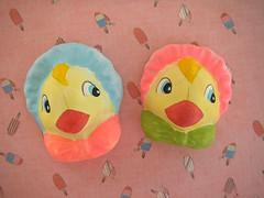 Storybook Chicks! New Doll Parts! (Lisa Kettell) Tags: chickens scrapbooking handmade ducks babydoll chicks embellishments reproduction vintagestyle nurseryrhyme chalkware lisakettell storybookchicks storybookfaces