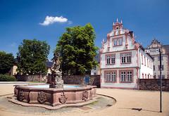 St. Georgsbrunnen (Reisekalle2010) Tags: deutschland wetterau bdingen