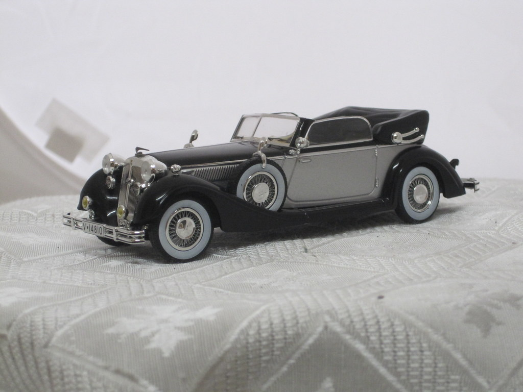 1938 Horch 853A Cabriolet 52