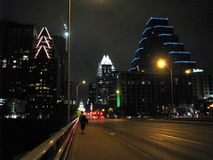 Austin - Congress Avenue Before Dawn