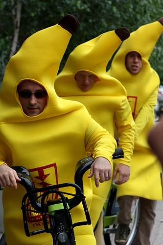 Equal Exchange banana people
