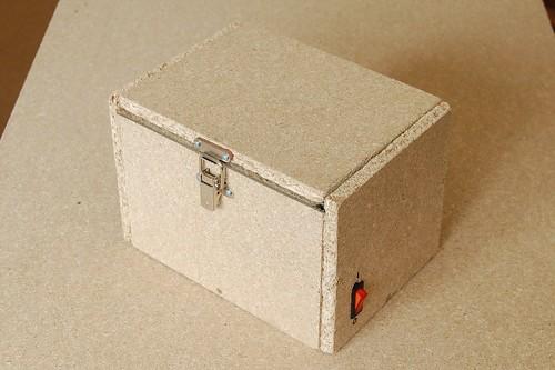 PCB Exposure box