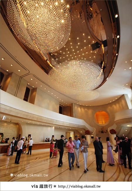 【香港自由行住宿】海景五星級酒店~港島海逸君綽酒店3