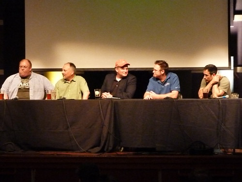 The Panel: Tom Kehoe, Gene Muller, Mark Edelson, Bill Covaleski & Sam Covaleski