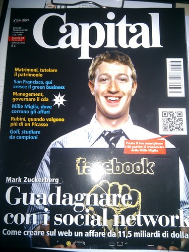 Capital Face-book