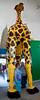 Giraffe with Posers