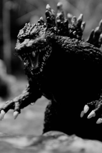 Godzilla1 (by ElDave)
