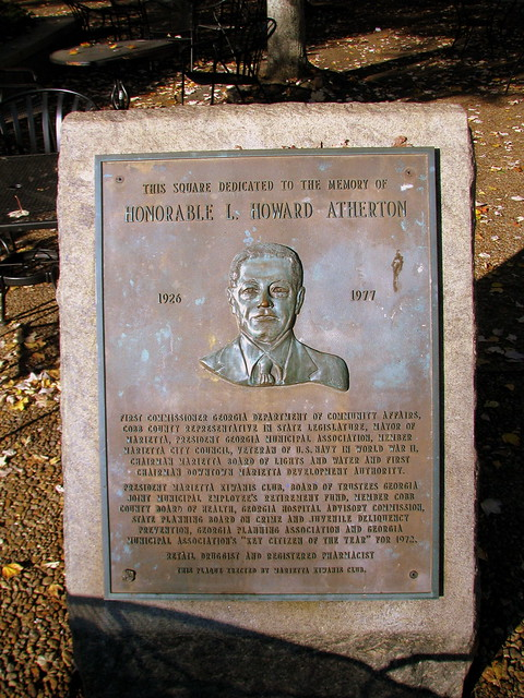 Howard Atherton Marker