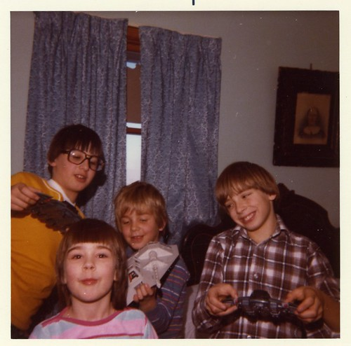 Greer Family 1980 Christmas