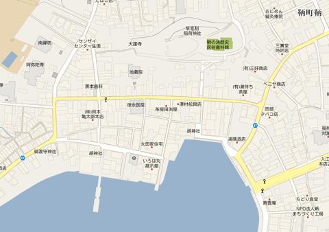 鞆の浦で知られる鞆町のディレンマ