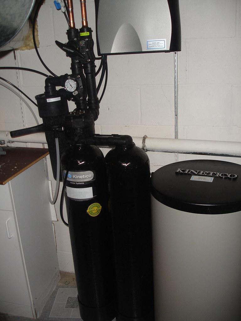 1-Kinetico Softener-Reverse Osmosis
