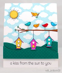 A Kiss from the Sun to You (weememories (Jenny)) Tags: arts hero winaday2010 june2010b cl439