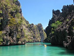 Big Lagoon near El Nido