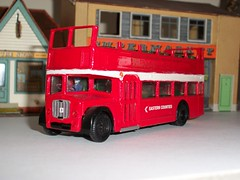My 1st Attempt at a code 3 bus (markkirk85) Tags: cambridge 3 bus bristol nbc code model norwich eastern peterborough ipswich efe counties lodekka
