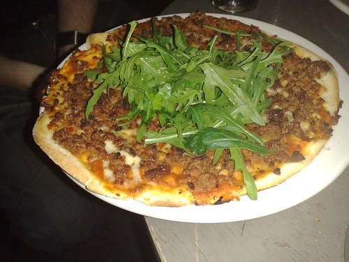 agnello pizza
