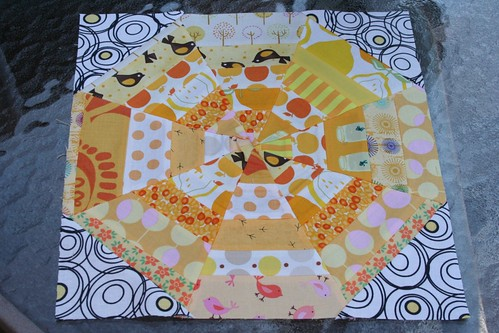 Spider Bee block 2 for Becca