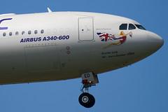 G-VRED - 768 - Virgin Atlantic Airways - Airbus A340-642 - 100617 - Heathrow - Steven Gray - IMG_5057