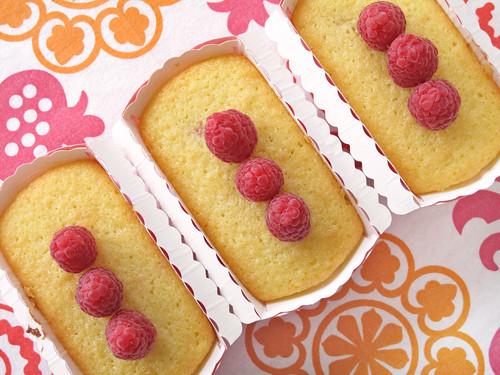 Mini cake limone e lamponi (2)