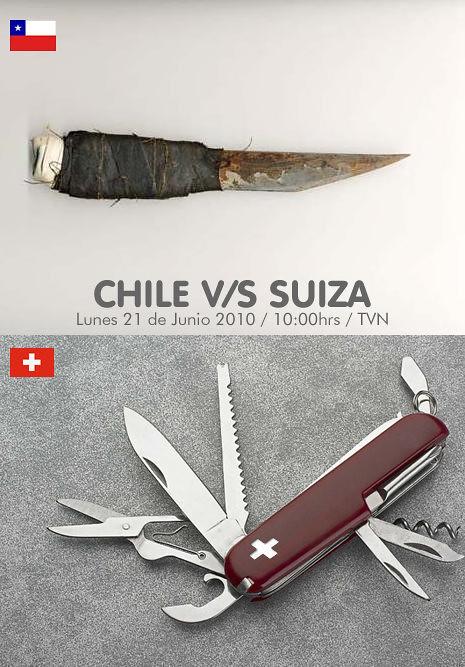 chile suiza cuchillos