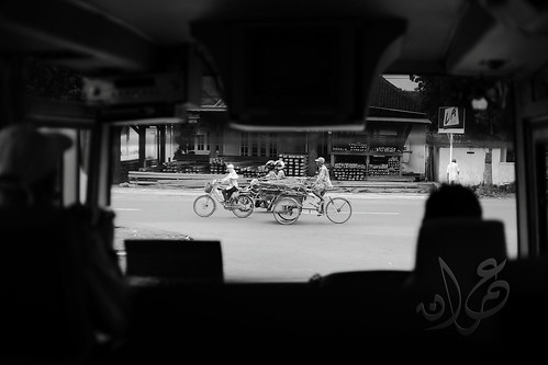 Jember Cyclist, East Java