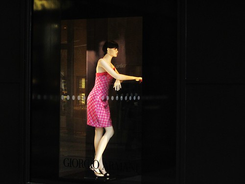 IMG_0052 Mannequin ,Ion Orchard , Singapore