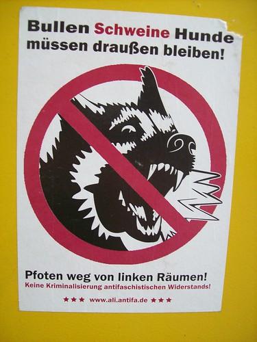 Bullen Hunde Müssen Draußen Bleiben Leftstickersblogsportde