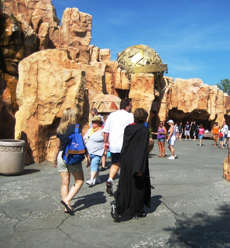 The Wizarding World of Harry Potter - Muggles & Wizards - June 20, 2010
