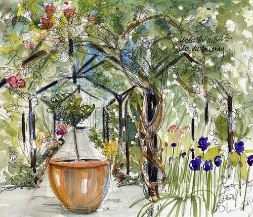 Normandy gardens: Clos du Coudray