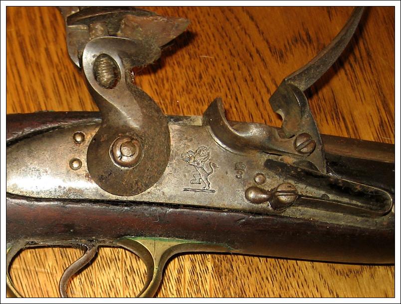 Jezail Gun Mark
