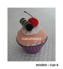 cupcake tecido mod.8 (Cupcakes de tecido Cupcakeland) Tags: cupcakes decoração presentes sache lembrancinhas alfineteiro agulheiro cupcakefeltro docesdefeltro cupcakedetecido lembrançaparachá lembrançaparacasasamento docesemfeltro docesemtecido