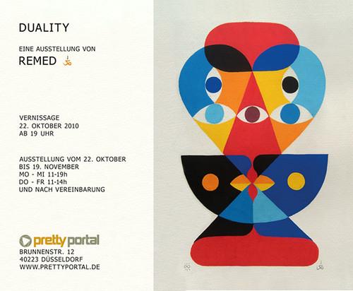 REMED soloshow @ PRETTY PORTAL GALLERY