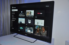 Sony's Google TV-powered Internet TV
