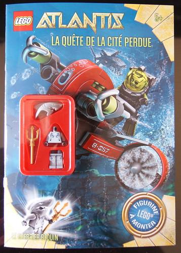Lego Magazine #2 (cover)