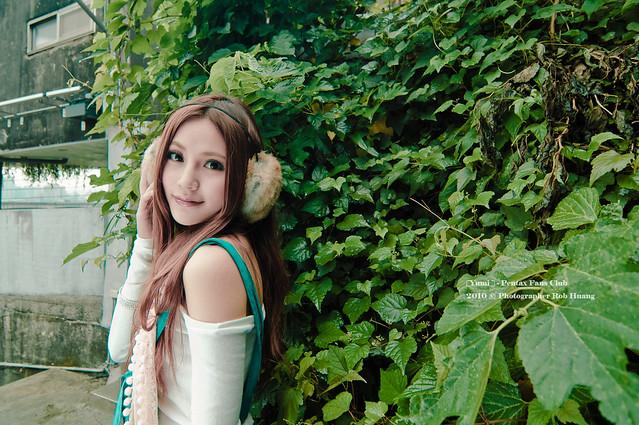 2010.10.30 Yumi - 仨