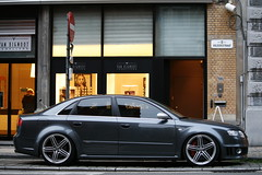 Audi RS4. (Tom Daem) Tags: audi rs4