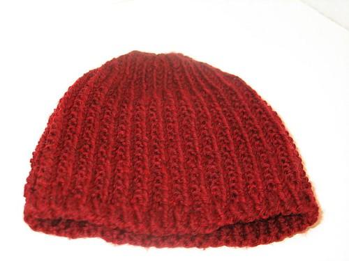 Scrunchable Hat