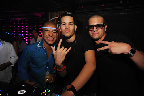 Erick Morillo & The Martinez Brothers at Arkadia