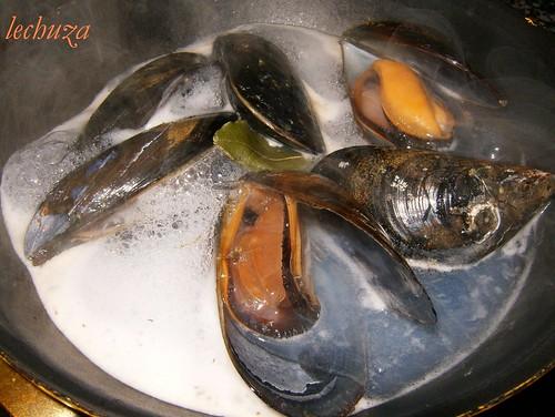 Pastel de pescado y marisco-abrir mejis