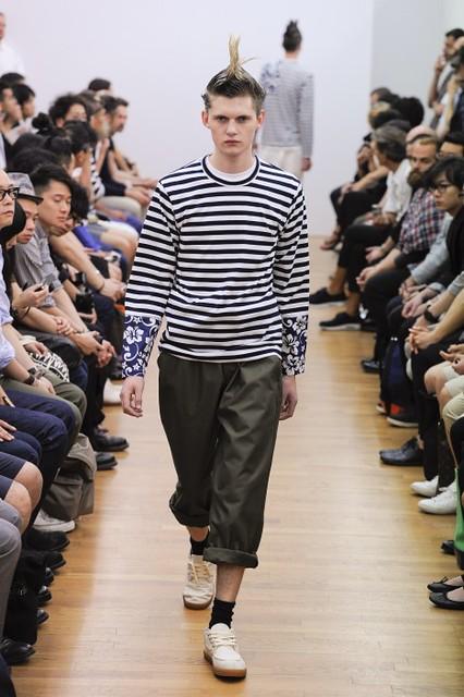 Matteo Haitzmann3029_SS11_Paris_Comme des Garcons Shirt(fmag)