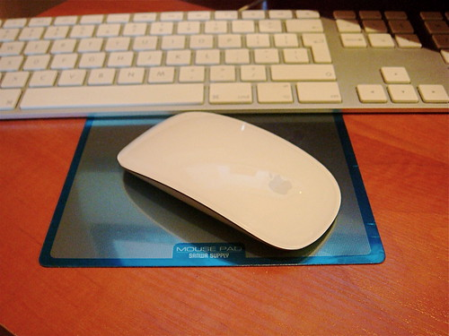 Magic mouse.