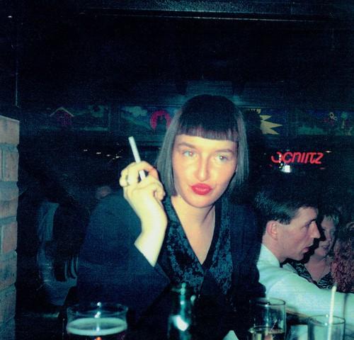 Karen Dowine 1991