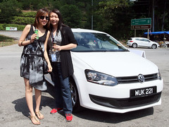 Volkswagen Media Drive - Cindy and Suanie