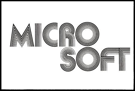 Orig MicroSoft logo