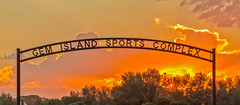 Gem Island Sports Complex Entrance (http://fineartamerica.com/profiles/robert-bales.ht) Tags: emmett facebook fineart haybales idaho misc people photo photouploads places sign states sportcomplex bridge red gemcounty sunset sunrise arch layered trees silhouette treasurevalley emmettvalley landscape canonshooter sensational spectacular magnificent peaceful surreal sublime magical inspiring inspirational yellow idahophotography gemcountyphotography sunsetphotography southwest wow stupendous superb tranquil beauty horizontal panoramic usa softball baseball soccer summer greetingcards