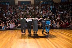 Show Carbono Teatro Positivo (PR)