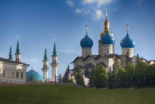 Kazan -  june '2017. Kremlin / Казань - июнь '2017. Кремль