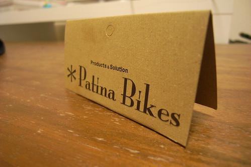 Patina Bikes