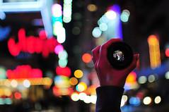 50mm 1.8 (JIANG) Tags: city nyc newyork square nikon colorful time bokeh nikkor 18 50 35 d300